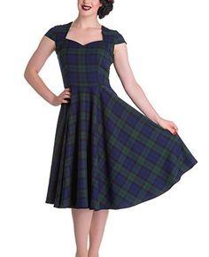Hell Bunny Pinup 50s Dress ABERDEEN Green/Blue Tartan Dublin 3XL 20 Ripleys Clothing http://www.amazon.co.uk/dp/B013SYMQ10/ref=cm_sw_r_pi_dp_mFU4wb0N9DBFS
