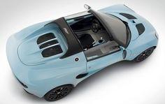 Lotus Elise CR Motor: 1.6 Twincam, Toyota