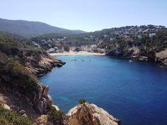 Ibiza - Bucht Cala Vadella