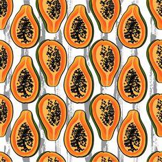 0 papaya pattern