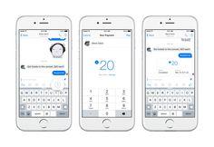 Facebook Messenger ahora permite el envío de dinero - http://www.esmandau.com/171155/facebook-messenger-ahora-permite-el-envio-de-dinero/#pinterest