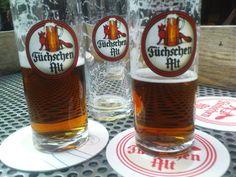 Füchschen Alt (Ale). Düsseldorf. #beer #bier