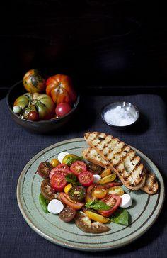 Caprese salad // Recipe For Change // slavery-free tomatoes // La Buena Vida