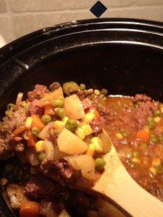 Crock-a-doodle-do: Cowboy Stew