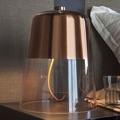 "Oluce Semplice 15.37"" Table Lamp Color: Matte Black"