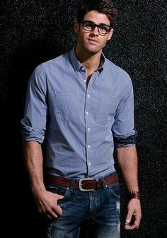 style. beautiful man