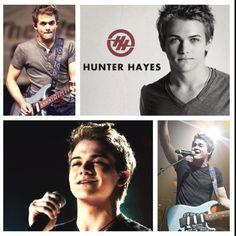 Hunter Hayes! <3