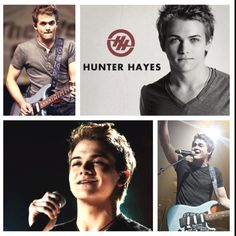 Hunter Hayes<3