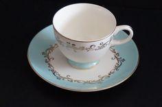 Vintage, Lifetime China Teacup Set