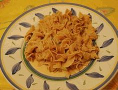 Creamy Tuna with Tarragon and Egg Noodles