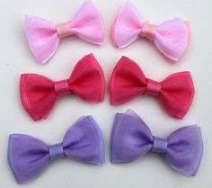 Hey, I found this really awesome Etsy listing at https://www.etsy.com/listing/154443766/hair-bow-appliques-for-making-your-own