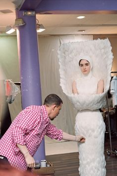 Tate's Intimate Photos Of Alexander McQueen - artnet News