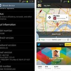 Galaxy S3 Android 4.1.2 Jelly Bean firmware I9300XXELK4 leaked with multi-window support - Mobile Arena