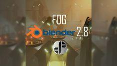 Blender 2.8 Tutorial | Fog & Mist | Eevee