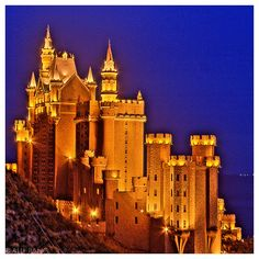 Dalian Castle, China Dalian China, Castles To Visit, Castle In The Sky, Capital City, Natural Wonders, Beijing, Places Ive Been, Asia, Harbin