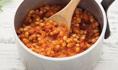 Davina's 5 weeks to sugar-free: Home-made baked beans