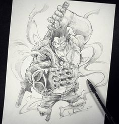 Gear Fourth Nightmare. One of those pieces that'd probably benefit from a little…
