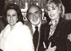 Antonio Ferrandis y Laura Valenzuela