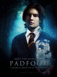 Meet the Marauders: Padfoot