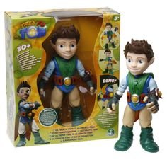 Amazon.com: Tree Fu Tom Ultimate Tom: Toys & Games