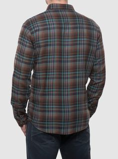 Kuhl Men's Long Sleeve Shirts | Mountain Apparel