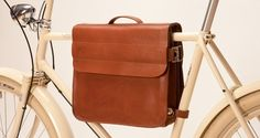 Frame Bag by Retrovelo / this is honestly one of the reasons why i wanted to get a bike