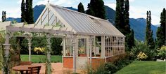 Hartley Botanic: the Architectural Glasshouse Range is a real feast for the eyes - perfectly summery.