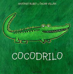 Kalandraka: Collection name Crocodile Rock, Jungle Illustration, Album Covers, Book Covers, Childrens Books, Literature, Reading, Collection, Editorial