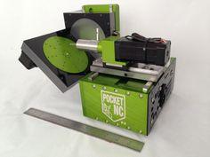 PocketNC - 5 axis CNC Mill