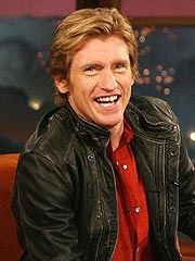 On The Late Show With Craig Ferguson in 2010. He looks so happy...