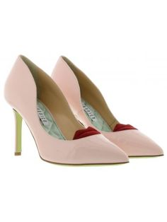 GIANNICO Giannico Lola Pump. #giannico #shoes #giannico-lola-pump