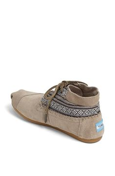 TOMS 'Tribal' Boot (Women) | Nordstrom
