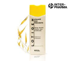 Champú Lotigen de uso frecuente. El mejor cuidado básico para tu cabello. Pruébalo ahora por sólo $3€