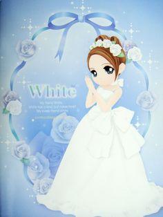 Lovely White by Orange Story - Parte02   IMAGENS PARA VOCÊ