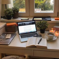 Accio Books and Sunshine Best Picture For studying motivation success For Your Taste You are looking Study Desk, Study Space, My New Room, My Room, Zones D'étude, Study Room Decor, Study Corner, Study Organization, Study Areas