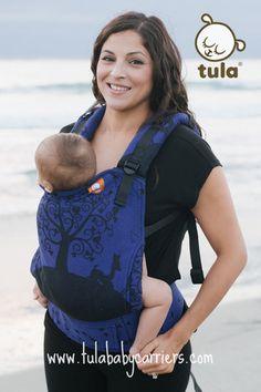 Standard Size) Full Wrap Conversion Tula Baby Carrier - KoKadi Amelie im Wunderland