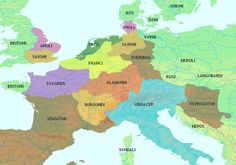 Europe in the 5th Century