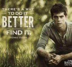 Wanna know which maze runner character are you? Could it be Gally, Newt, Alby, Chuck, Minho, Teresa or Thomas? Enjoy!