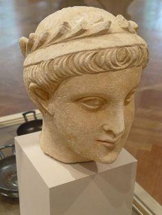 Etruscan sculptures 6th-4th centuries BCE (7) Metropolitan Museum of Art  NYC
