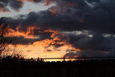 Sunset - Thursday March 19, 2015