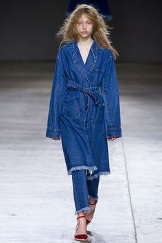 See the complete Marques ' Almeida Fall 2014 Ready-to-Wear collection.