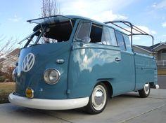 Volkswagen : Bus/Vanagon Double Cab in Volkswagen | eBay Motors