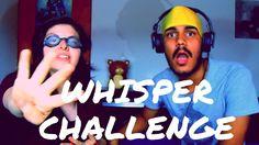 WHISPER CHALLENGE | LAURA & DANIEL