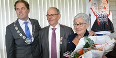 Koninklijke onderscheiding voor Jan van de Wiel uit Mill