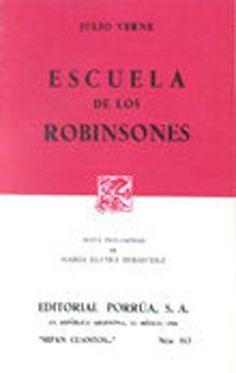 ESCUELA DE LOS ROBINSONES   JULIO VERNE   SIGMARLIBROS