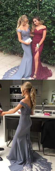 prom dresses,sexy mermaid prom dresses,sexy mermaid evening dresses,off the shoulder prom dresses,sexy mermaid bridesmaid dresses,grey prom dresses,prom dresses for women,prom dresses for teens,charming prom dresses,dresses for weddings,