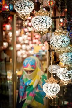 Grand Bazaar, Istanbul, Turkey.  * by photo.maru