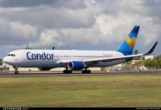 High quality photo of D-ABUK (CN: 30009) Condor Boeing 767-343(ER) by Benoit Baijoo Holiday Flights, Chemical Weapon, Photo Online, Airplanes, Aviation, Finance, Aircraft, Nerd, Planes