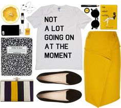 """""""When life gives you lemons..."""" by stylected on Polyvore"""