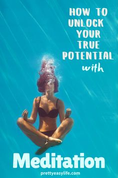 Discover Meditation to unlock your true potential and reach your goals and dreams #meditation Restorative Yoga Poses, Prenatal Yoga, Mindfulness Practice, Mindfulness Meditation, Morning Yoga, Yoga Quotes, Yoga Tips, Yin Yoga, Yoga Lifestyle